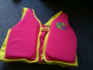 Slazenger Swimming  Buoyancy Aid Age 2-3 yrs 15- 18  kg  Colour  Pink