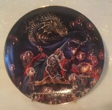 Royal Doulton Myles Pinkney Franklin Mint Summoning of the Dragon Plate