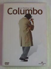 2DVD COLUMBO - PETER FALK - LE  MEILLEUR DE COLUMBO - 3 EPISODES