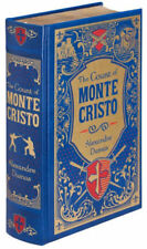 *New Sealed Leatherbound* THE COUNT OF MONTE CRISTO by Alexandre Dumas