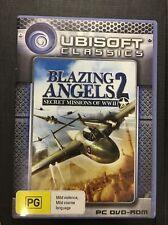 Blazing Angels 2: Secret Missions Of WWII  XBOX 360 (No Manual) With Reg Key