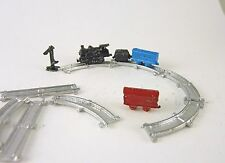 Dollhouse Miniature Artisan Tiny Model Train Set, #999