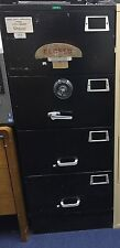 Mosler 4 Drawer Security Safe