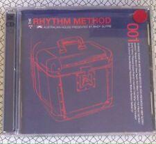 Andy Glitre Presents The Rhythm Method 001, Australian House (2CDs, Universal)