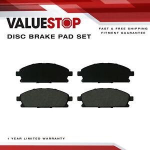 Front Ceramic Brake Pads for Acura MDX; Infiniti Q45, QX4; Nissan Pathfinder