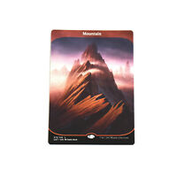 MTG MOUNTAIN Unstable (LP) Land English Normal