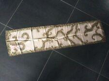 Foulard en soie ( Myriam) rectangulaire vintage