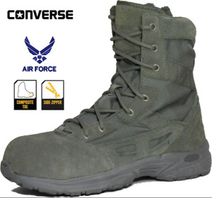 Converse Velocity Ultralite USAF EH Safety Toe Tactical Boot Men 5.5 Women 7.5