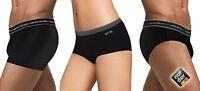 NUR DIE / NUR DER 4er Pack Herren/Damen Cotton 3D Flex Slip Boxer Short Panty