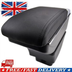 Armrest Central Console Box For Skoda Fabia 2 2008-2013 Dual Console Comfort