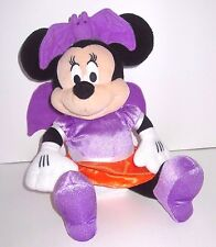 Disney Minnie Mouse As Bat - Halloween Decor - By Just Play - Musical - Works!