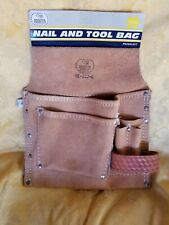 New Rooster Products Tool Belt. Brown Leather