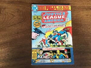 DC comics Justice league of America 100 page  1960-1987 issue 114 1974