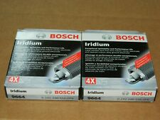 (8) BOSCH 9664 IRIDIUM SPARK PLUGS FOR ASPEN DAKOTA DURANGO COMMANDER RAIDER