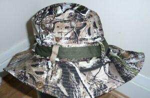 Camouflage Sonnenhut Bucket Cargo Safari Army Sommer Angeln Hüte Cap Männer