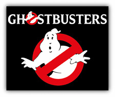 "Classic Original GHOSTBUSTERS /""No Ghost/"" LOGO Premium Vinyl Decal Bumper Sticker"