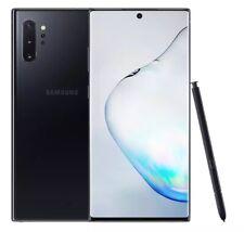 Samsung Galaxy Note10+ 5G Smartphone 256GB Sim-Free Unlocked - Aura Black  A