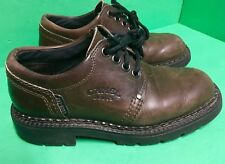 Camel Boots Leather GORE-TEX 6-1/2 Active Wear Hiking Boots