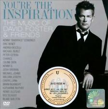 VARIOUS ARTISTS - YOU'RE THE INSPIRATION: THE MUSIC OF DAVID FOSTER & FRIENDS NE