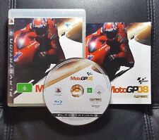 Moto GP 08 (Sony PlayStation 3, 2008) PS3 Game - FREE POST