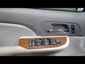 Lh Driver Side Front Door Window Switch 2008 Yukon Sku#2960068