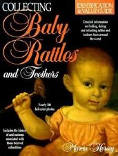 Collecting Baby Rattles and Teethers Identification&Value Guide Book by Hersey