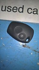 GENUINE NEW RENAULT 2 BUTTON KEY FOB