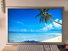 "Apple Cinema Display 20"" Widescreen Moniteur LCD avec 65 W Adaptateur d'alimentation complet"