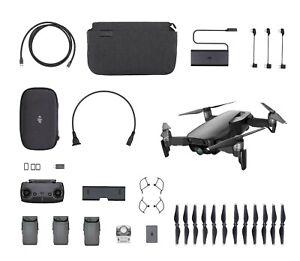 DJI Mavic Air - Onyx Black Drone - Fly More COMBO - 4K Camera