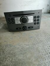 Opel Astra H Meriva Corsa Vectra Radio Cd Player Autoradio Cd30 Mp3 Blaupunkt