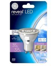 GE Lighting Reveal LED 3.5-Watt (35-watt replacement) 200-Lumen GU10 Dimmable