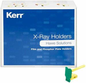 Kerr Super-Bite Ring film phosphor plate holder periapical Anterior Refill