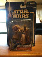 Star Wars Attack of the Clones Tusken Raider Figure Hasbro 2002