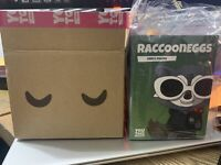 RaccoonEggs Youtooz Figure-Limited Edition IN HAND!