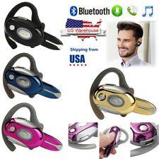 New listing Bluetooth Wireless Earpiece Headset Headphones for iPhone Xr Xs Motorola E G X Z