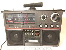 ELECTRO BRAND 2971 Boombox Cassette Player CB Radio World Band Radio