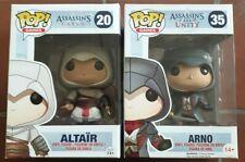 Paquete Funko Assassins Creed Altair Arno