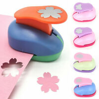 Hole Punch Paper Cutter Circle Shaped Craft Punchers DIY Scrapbooking Punch