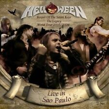 Keeper of the Seven Keys: The Legacy World Tour 2005/2006 by Helloween (CD, Feb-