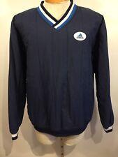 Vintage 90's Puffer V Neck Sweater Pullover Original Men's Large Very Nice! H1