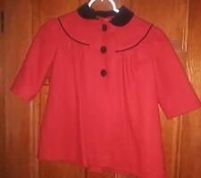 Vintage F.W. Fischer Kids Coat, 2T