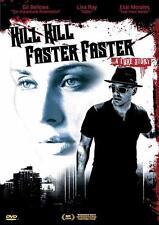 DVD - Kill Kill Faster Faster / #1809