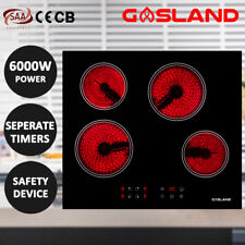 Gasland chef  60cm Ceramic Cooktop Built-in Touch Control Electric Hob 6000W