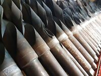 Industrial Drill Bits HSS Morse Taper  0mm - 25.4mm (0 - 1 inches)