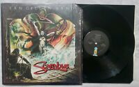 VINYL LP EX IAN GILLAN BAND SCARABUS ISLAND ILPS 9511 1978 JAZZ HARD ROCK SHRINK