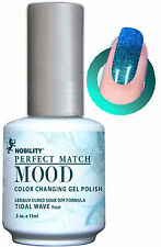 LeChat Perfect Match Mood Changing Gel Color Tidal Wave -  0.5 oz - MPMG09