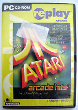 ATARI ARCADE HITS 1 - PC - NUOVO!