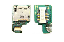 Sim Card Reader Flex Cable + Mic Replacement Part For Sony Ericsson G900 G900i