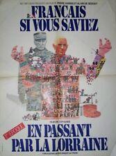 fançais si vous saviez.De Gaulle.1ere epoque.Politzer