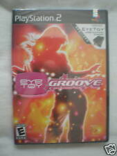 EyeToy Groove (Playstation PS2) Brand New, Sealed!